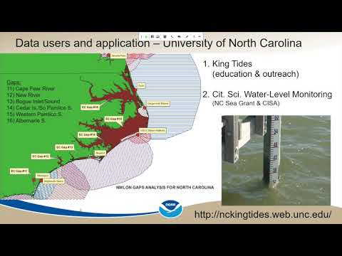 Recording Water Levels Through Citizen Science Reporting