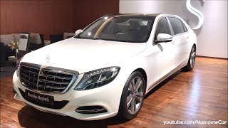 Mercedes-Maybach S 500 2017 | Real-life review