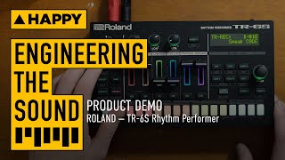 Roland TR-6S Rhythm Performer: Product Demo