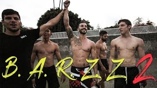Jugando al B.A.R.Z.Z #2 - STREET WORKOUT BATTLE