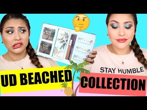 URBAN DECAY BEACHED COLLECTION: WOOP OR WOMP?!