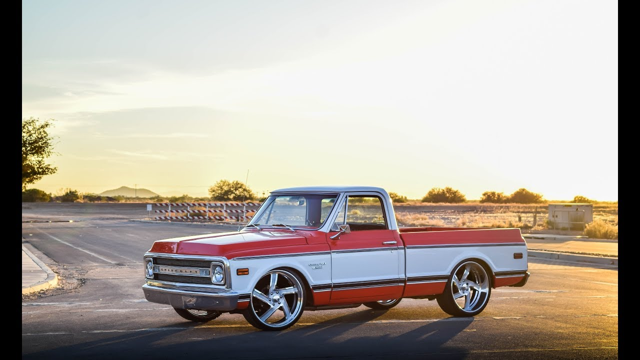 Chevy Pro Touring >> LS Swapped C10 on Intros - clipzui.com