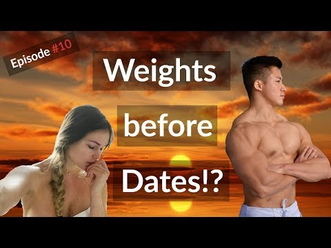 2017 China Vlog | Losing My Girlfriend for Bodybuilding in Shanghai