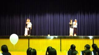 【文化祭で】パンダヒーロー【踊ってみた】 thumbnail