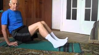 Упражнения для позвоночника Alexander Zakurdaev