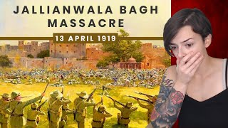 So Heartbreaking - Jallianwala Bagh Massacre | REACTION!!