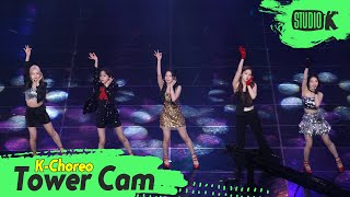 [K-Choreo Tower Cam 4K] 로켓펀치  직캠 'Ring Ring'(Rocket Punch Choreography) l @MusicBank KBS 210528