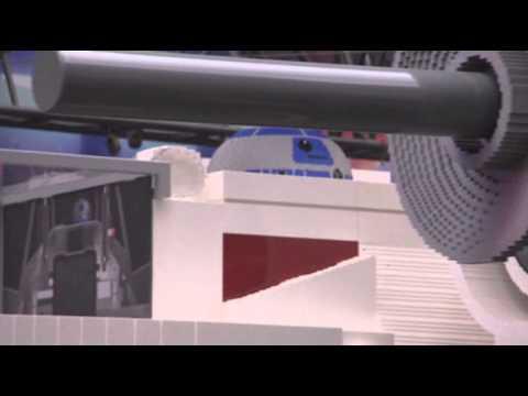 World's Largest LEGO Model Revealed