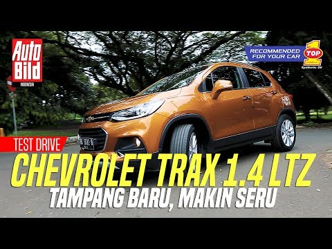Chevrolet Trax 1.4 LTZ 2017 Test Drive Review Auto Bild Indonesia Supported by TOP 1