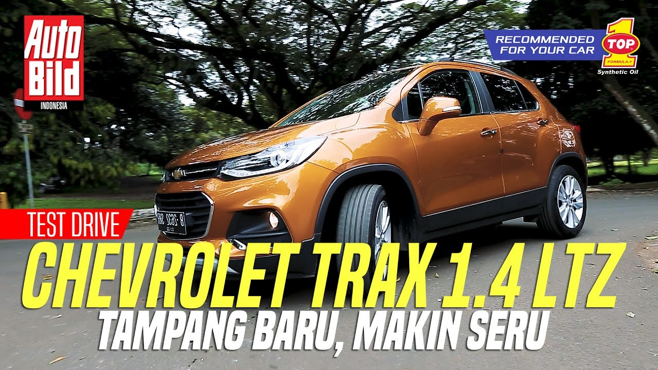 chevrolet trax 1.4 ltz 2017 | test drive review | auto bild