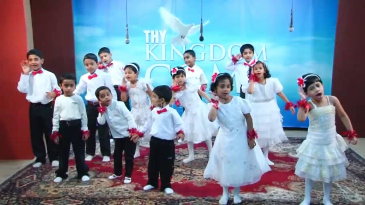Sunday School Action Songs 2014 By Kingdom Kids Youtube