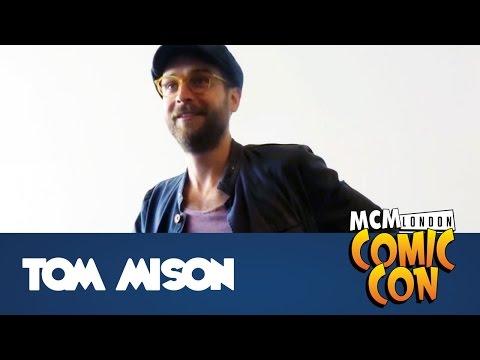 Sleepy Hollow's Tom Mison Interview