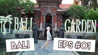 Peps Travel Vlog - BALI eps 01