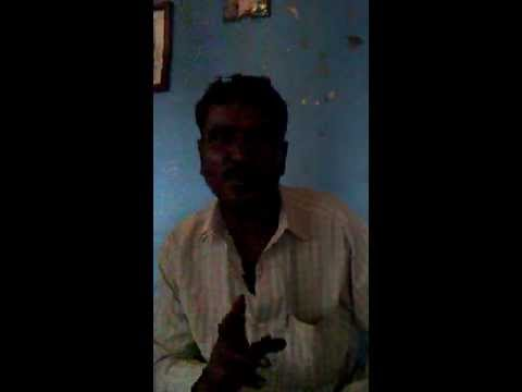person speaks abt Christian missionaries activities in mandya slum