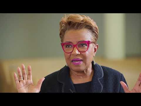 A Conversation with Rev. Dr.  Claudette Anderson Copeland hosted by Dr. Frank A. Thomas