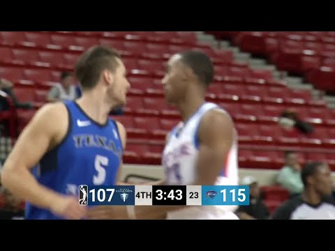 Terrance Ferguson (24 points) Game Highlights vs. Texas Legends