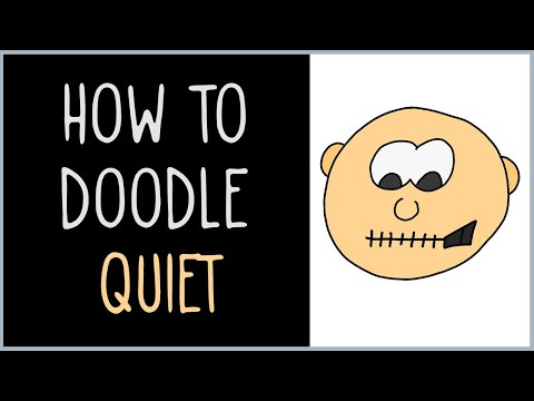 How to Draw Quiet (drawing tips)