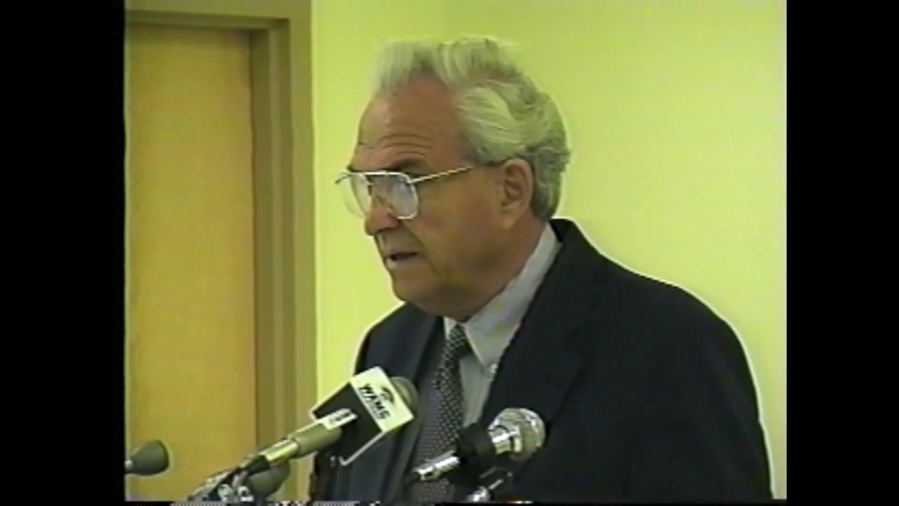 Bombardier Press Conference  8-5-97