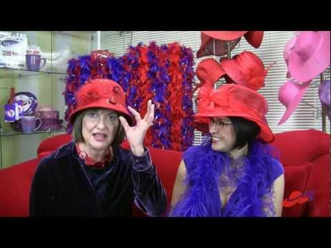 A Personal Invitation to Join the Red Hat Society from Founder Sue Ellen Cooper & CEO Debra Granich