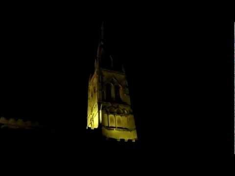 Newark-On-Trent Parish Church bell-ringers, Newark, Nottinghamshire