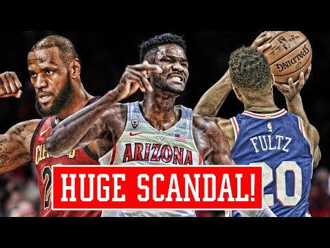 MARKELLE FULTZ & DEANDRE AYTON CAUGHT IN INSANE NCAA SCANDAL! LeBron James Update!  | NBA News