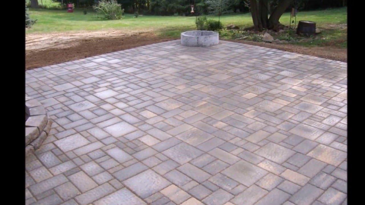 Pavimento Calcestruzzo Stampato : Costo pavimentazione in cemento stampato edilnet youtube