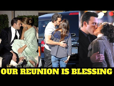 The Bennifer reunion is the ultimate gift for our nostalgia-obsessed culture.