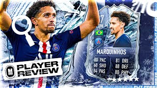 FREEZE MARQUINHOS PLAYER REVIEW | 87 MARQUINHOS REVIEW | PLAYER REVIEWS