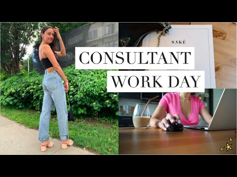 Fun Work Day in my Life as a Tech Consultant | MY 24TH BIRTHDAY!