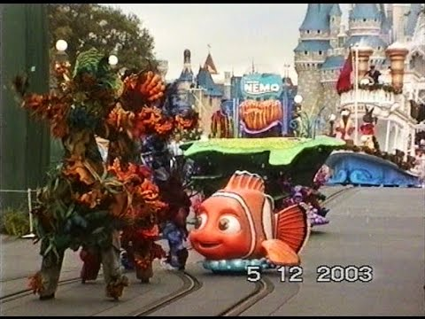 abcs taping of the walt disney world christmas day parade magic kingdom december 2003