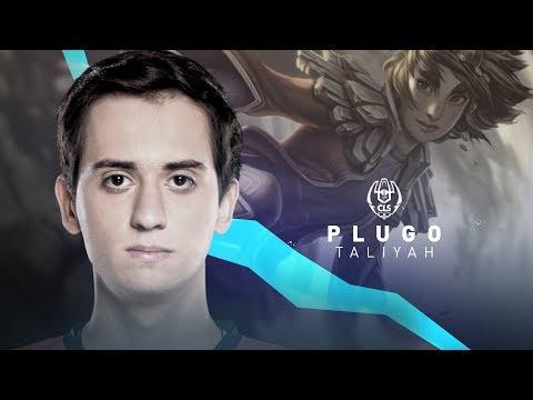 ¡Los reflejos de Plugo! | Jugada de la Semana | Esports | League of Legends