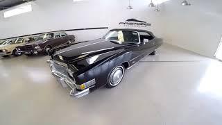 Cadillac Fleetwood Eldorado Convertible - 1974