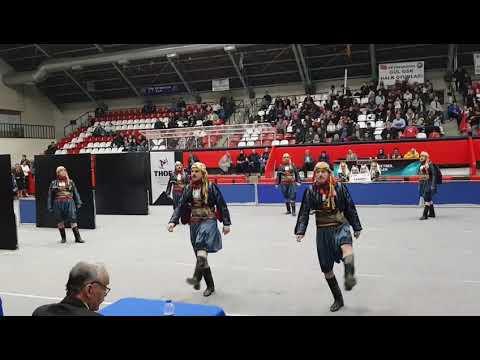 Karanfil Kültür Sanat Uşak Halkoyunları Yarışması 2018