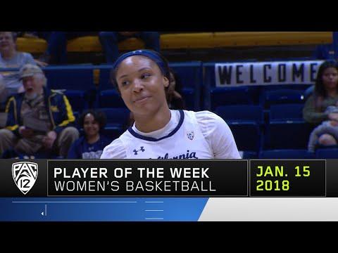 Cal's Kristine Anigwe earns Pac-12 Player of the Week honors