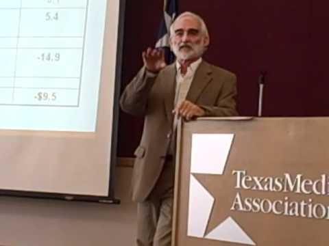 Dick Lavine Explains the Next Texas Budget
