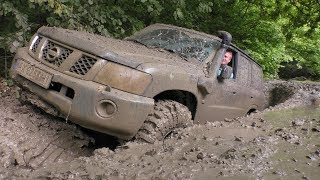 CRAZY NISSAN Patrol [MUD OFF Road]