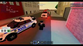 Roblox POLICESIM: NYC 🚔 beta - Daily Updates Part 2 the NEW ESU STATION! S1 E3