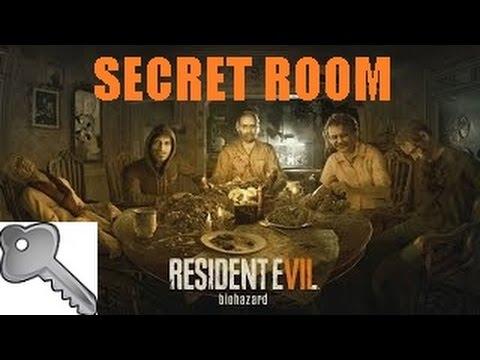 Resident Evil 7 Secret Salle D Incin 233 Ration Soluce