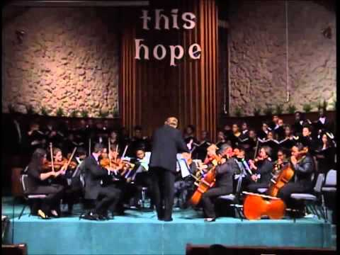 Washington Adventist University Choir & Orchestra Choral Symphony I
