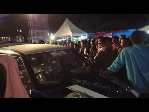 Gaby Maryam pemenang hadiah utama Suzuki Ignis (Pameran Budaya Majene)