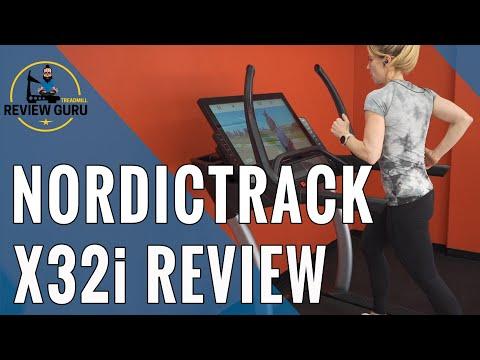 NordicTrack X32i Incline Treadmill Review 2021