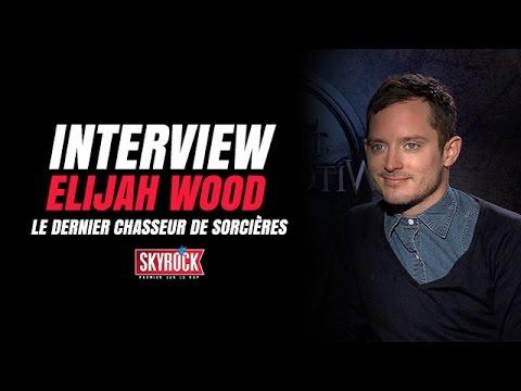 Interview Elijah Wood - le dernier chasseur de sorcières [ Film Skyrock ] poster
