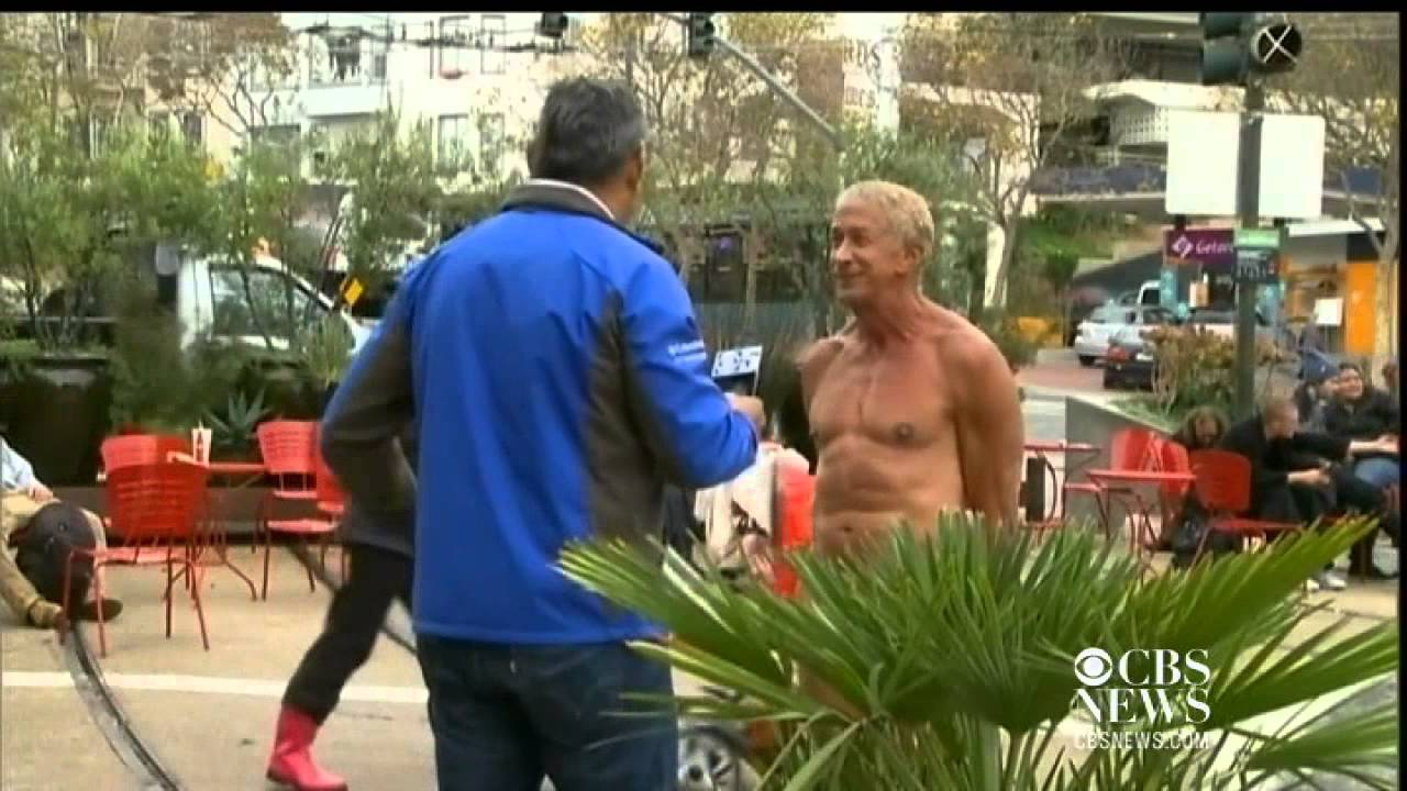 Supervisor candidate campaigns against nudity ban in Times