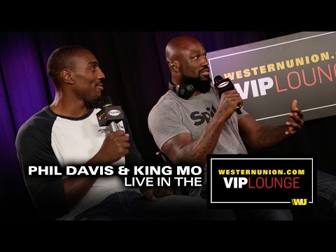 King Mo & Phil Davis Expose Fake Fighters + Talks Male Groupies & More!