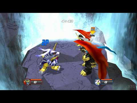 Digimon Rumble Arena 2: All Digivolutions & Special Attacks PS2 Gameplay HD (PCSX2)