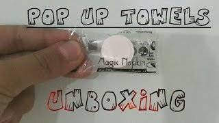 What are PopUp Towels   Does it Work   Must Watch
