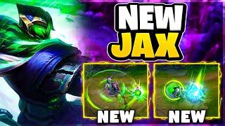 Jax finally gets a nęw skin and it's PRESTIGE EDITION