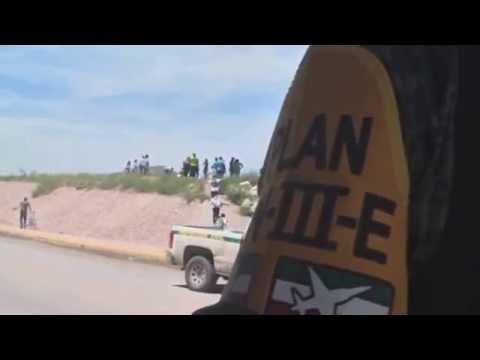 Ingresa agua del Nazas a Torreón