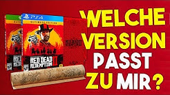 Welche Version von Red Dead Redemption 2 soll ich kaufen? - Special / Ultimate Edition? - RDR2 News