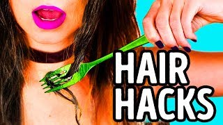 30 HAIR HACKS YOU'D WISH YOU'D KNOWN SOONER